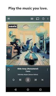 Napster- screenshot thumbnail