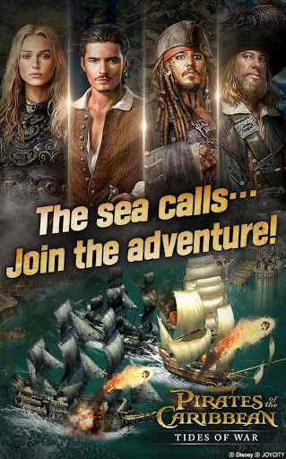 Pirates of the Caribbean: ToW