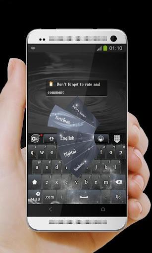 無料个人化Appのスターの輝き GO Keyboard|記事Game