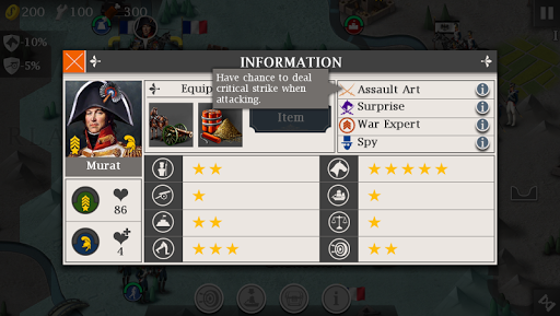 European War 4: Napoleon screenshot 6