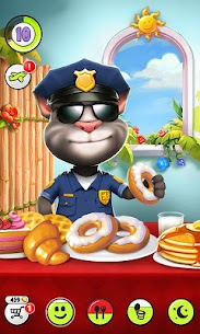 My Talking Tom 6.1.2.866 Mod (Free Shopping) 2