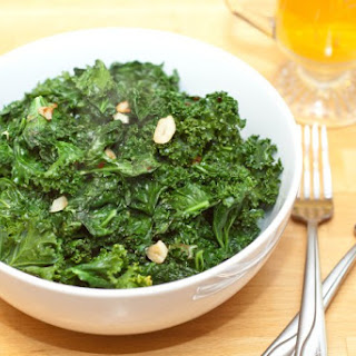 Garlic Kale.
