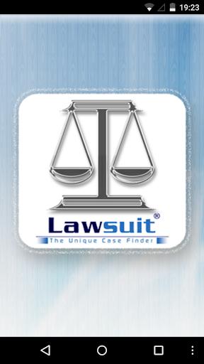 Lawsuit The Unique Case Finder