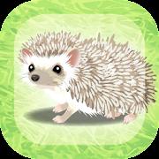 Healing hedgehog breeding game