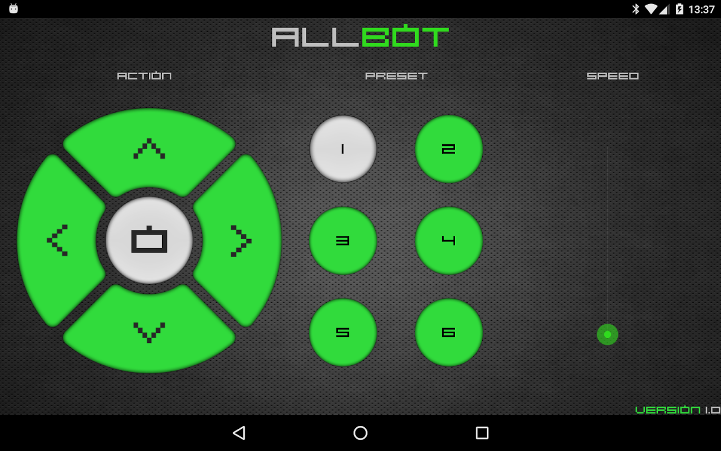 ALLBOT- screenshot