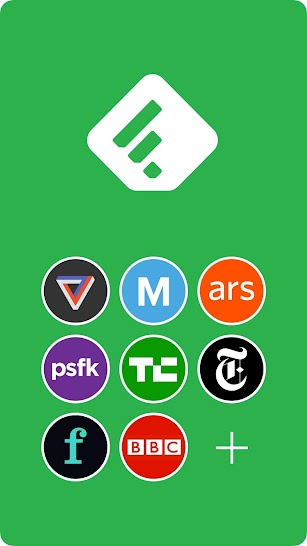 Feedly - Smarter News Reader screenshot for Android