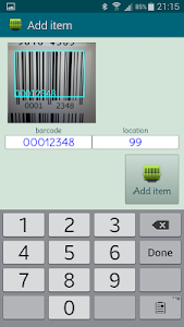 barcode stock quick finder screenshot 3