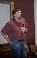 Photo: Prof. Vern Paxson