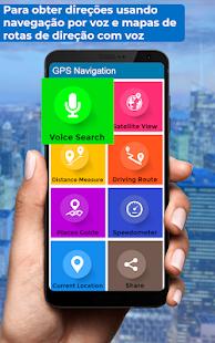 mapa obter direções GPS voz navegação mapas, velocímetro E bússola – Apps no Google Play mapa obter direções