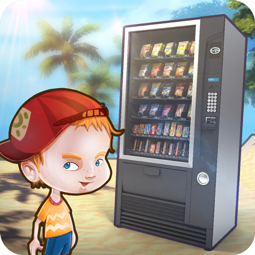 Vending machine real practise (game)