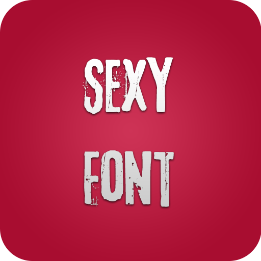 Sexy Fonts for FlipFont® Plus