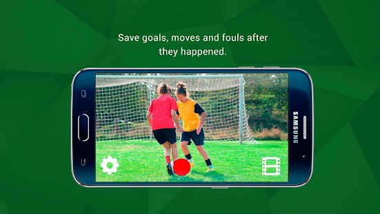 Canchea Sports Video App - náhled