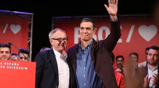 José Guirao seguirá de diputado del PSOE de Almería