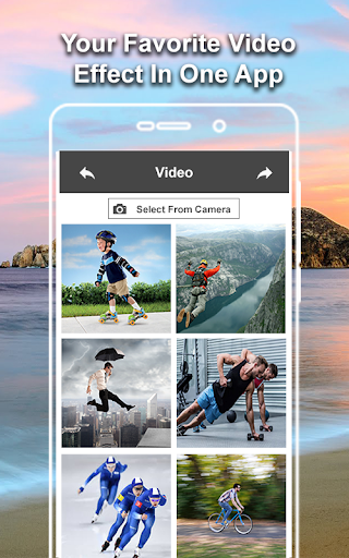 Slow and Fast Motion Video Maker Video Editor 1.0 screenshots 2
