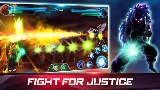 Dragon Shadow Battle: Dragon Ball Z - Super Saiyan apkpoly screenshots 2