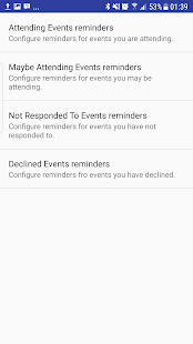 Event Sync for Facebook - náhled