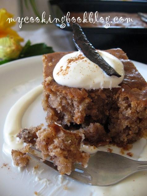 Каридопита или сиропиран орехов сладкиш