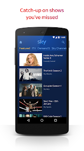 Sky Go Screenshot 3