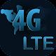 4G LTE Super Network icon