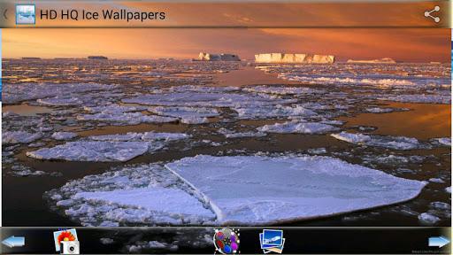 玩攝影App HD HQアイス壁紙免費 APP試玩