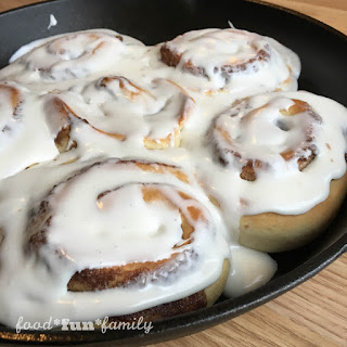 The Most Amazing Quick Cinnamon Rolls Ever