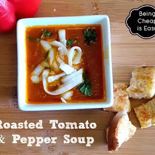 Roasted Tomato & Red Pepper.