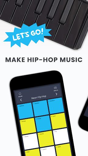 Hip Hop Drum Pads 24 - Music Maker Drum Pad screenshot 1