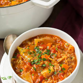 Cabbage Roll Soup Recipes.