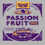 Two Roads Tanker Truck Sour Series: Passion Fruit Gose