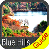 The Blue Hills Reservation GPS Map Navigator