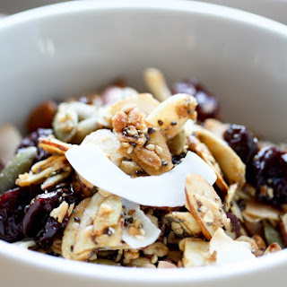 Super Seedy Overnight night Granola