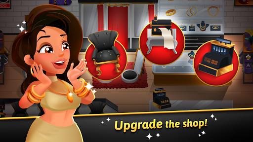 Hip Hop Salon Dash - Fashion Shop Simulator Game 1.0.3 screenshots 4
