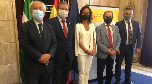 AVE Almería: el Gobierno confía en que haya normalidad en las obras en semanas