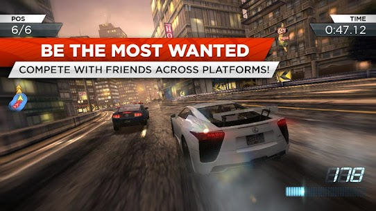 Need for Speed™ Most Wanted (MOD, Paid/Unlimited Money) v1.3.128 3