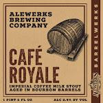 Alewerks Cafe Royale