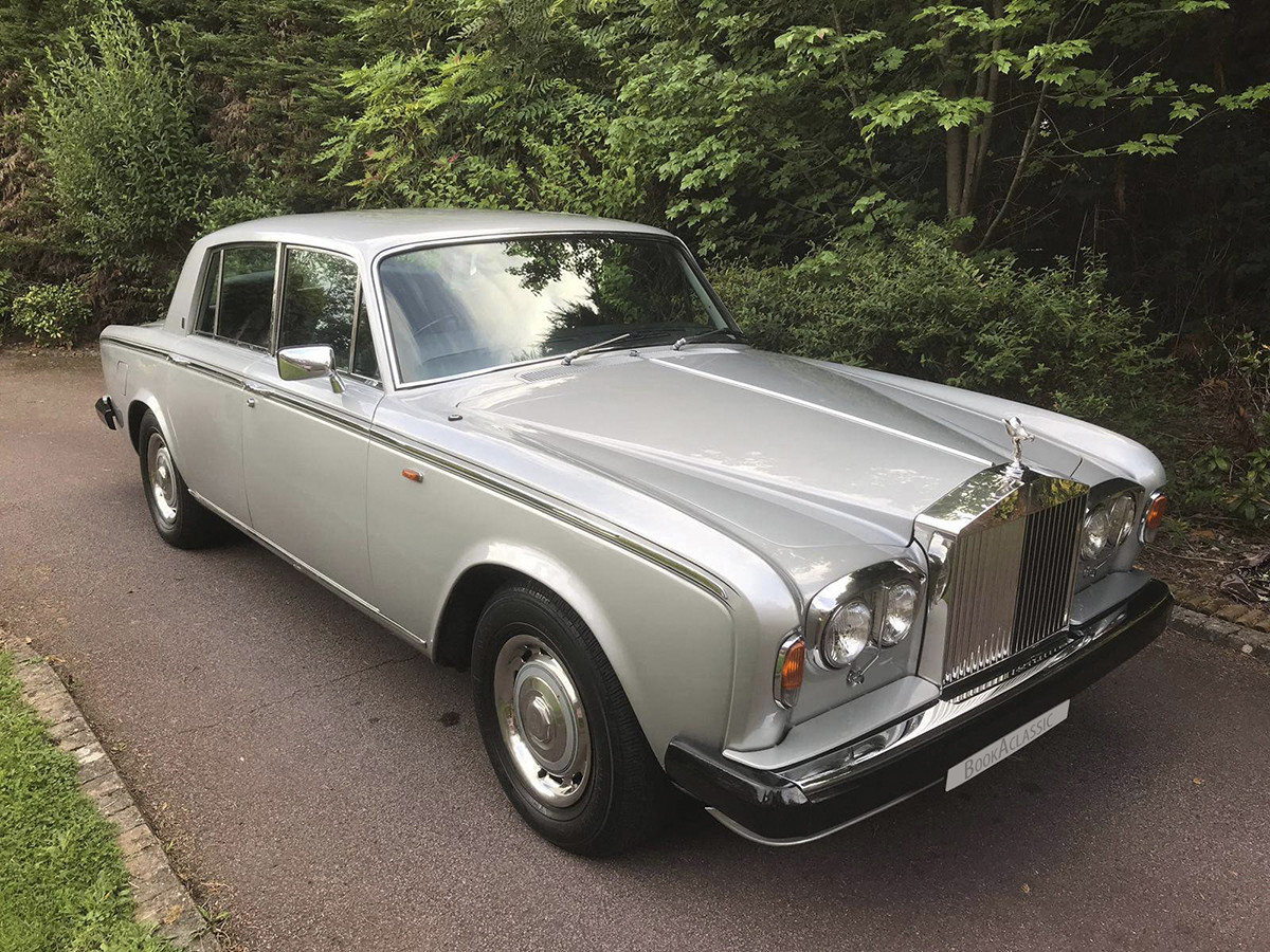 Rolls Royce Silver Shadow Hire Brentwood