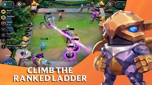 Screenshot Teamfight Tactics
