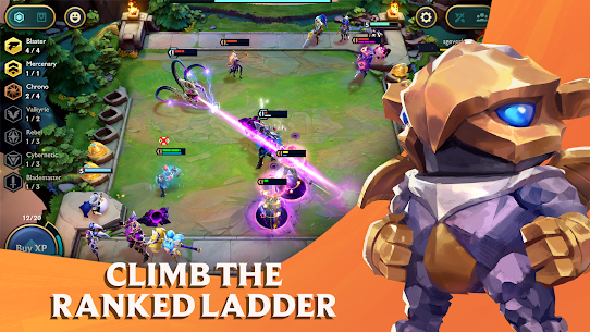 Teamfight Tactics: League of Legends Strategy Game 10.13.3264870 4