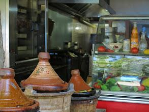 Photo: Tajin dish