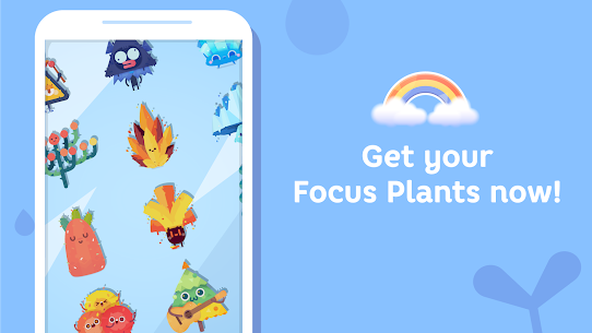 Focus Plant – Stay Focused, Study Timer, Focus App MOD (Premium) 5