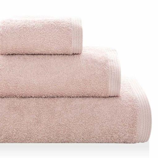 New Plus handduk - nude