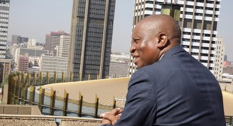 Herman Mashaba. File photo