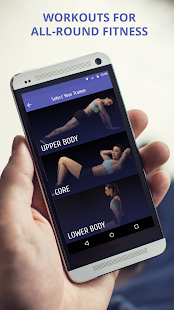 Indian Home Workouts App- screenshot thumbnail