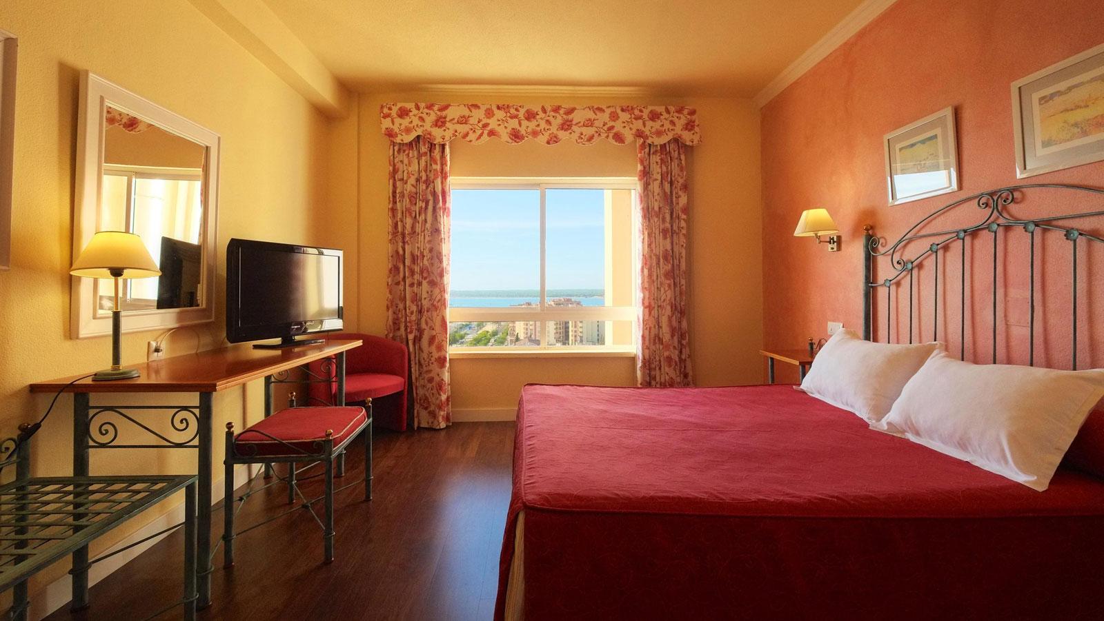Habitaciones Hotel Guadalquivir
