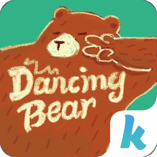 Kika Dancing Bear Sticker Gif Icon