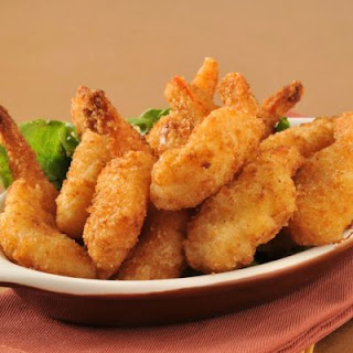 "Better-For-You ""Fried"" Shrimp"