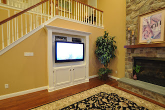 Photo: (After) Song's Family room TV Center Collegeville, PA