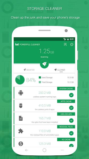 APK MANIA™ Full » Powerful Cleaner Pro v2 5 0 APK