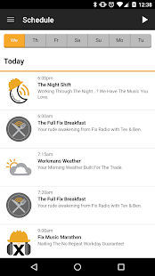Fix Radio- screenshot thumbnail