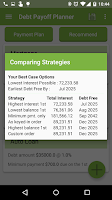 Screenshot of Debt Payoff Free